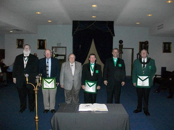 Texas Allied Masonic Degrees Association 2012 Meeeting